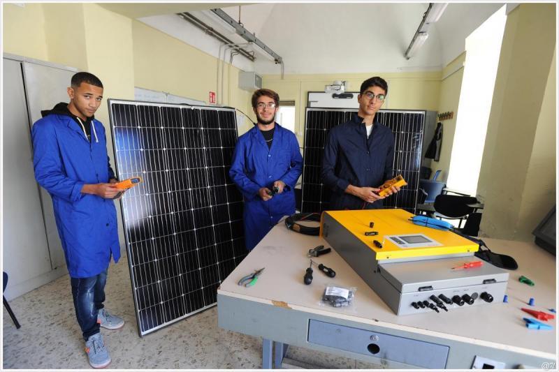 Laboratorio di Meccatronica ed Energia