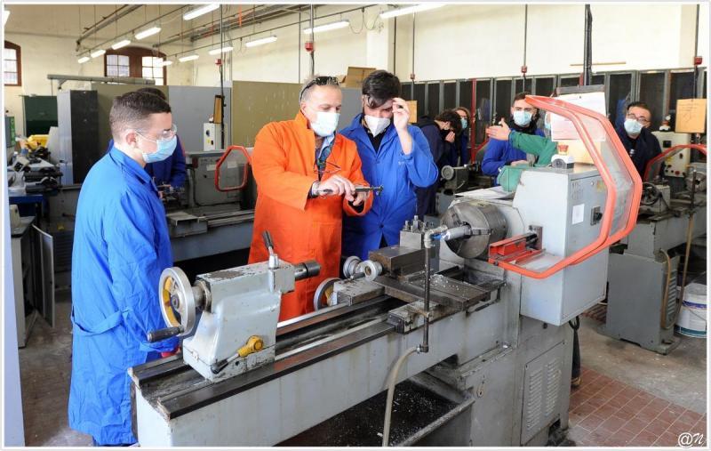 Laboratorio Manutenzione e Assistenza Tecnica Meccanica