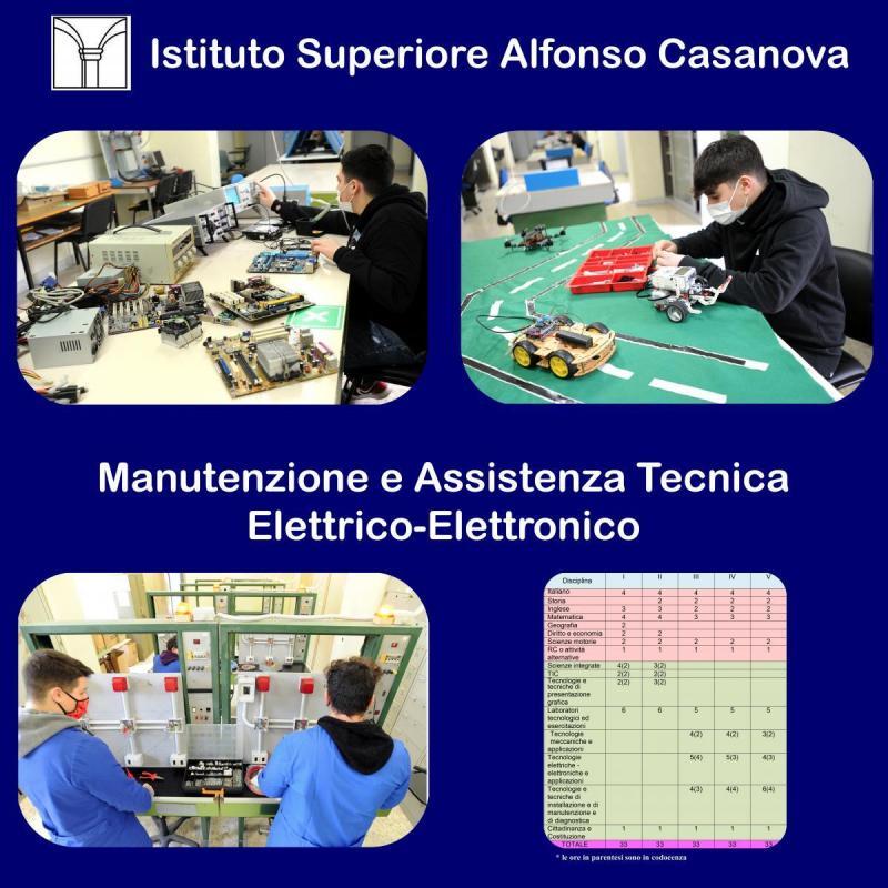 Manutenzione e assistenza tecnica elettrico-elettronico