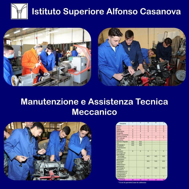 Manutenzione e assistenza tecnica meccanico